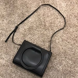 Black Structured Purse (A New Day)